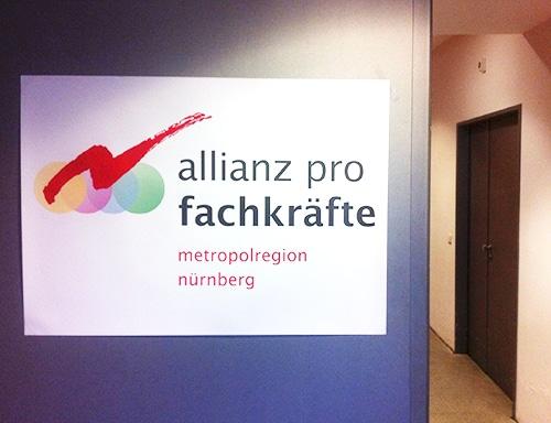 Allianz pro Fachkräfte Metropolregion Nürnberg