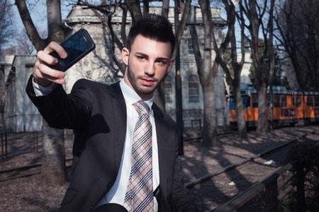Das Selfie als Bewerbungsbild - warum nicht?