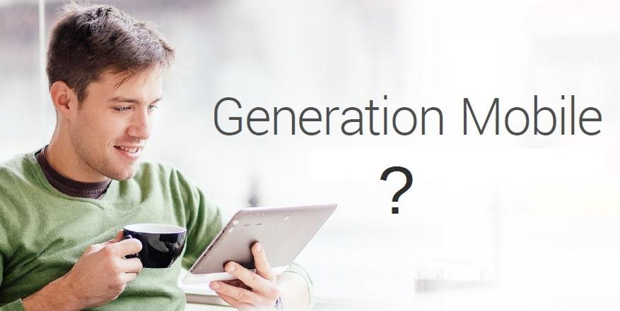 Banner Studie Absolventa Generation Mobile