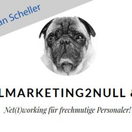 Personalmarketing2null and friends. Das erste klimaneutrale Net(t)workingevent für frechmutige Personaler