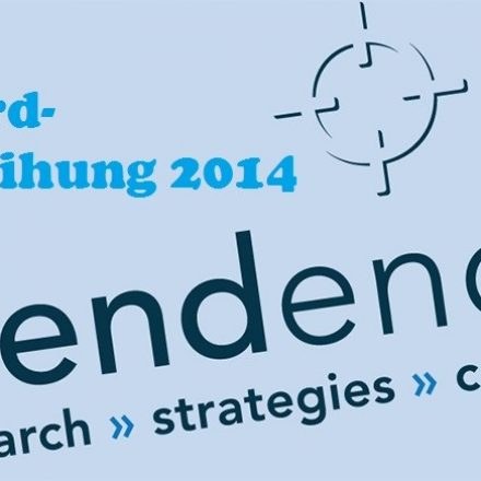 Trendence Award-Verleihung 2014 im Soho-Haus Berlin