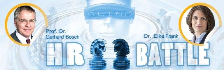 Ergebnisse des Votings zum 3. Blind HR Battle