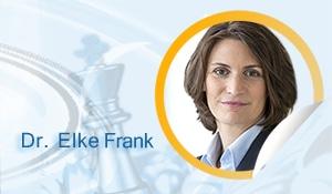 Flexible Arbeitszeit flexibler Arbeitsort - PRO Dr. Elke Frank - vertritt die vollkommene Gestaltungsfreiheit