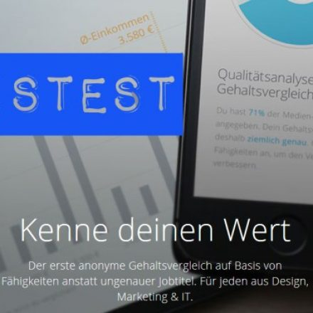 Gehaltsvergleich auf Basis von Fertigkeiten statt Jobbezeichnungen – Praxistest von Skjlls der Plattform für IT, Marketing und Design