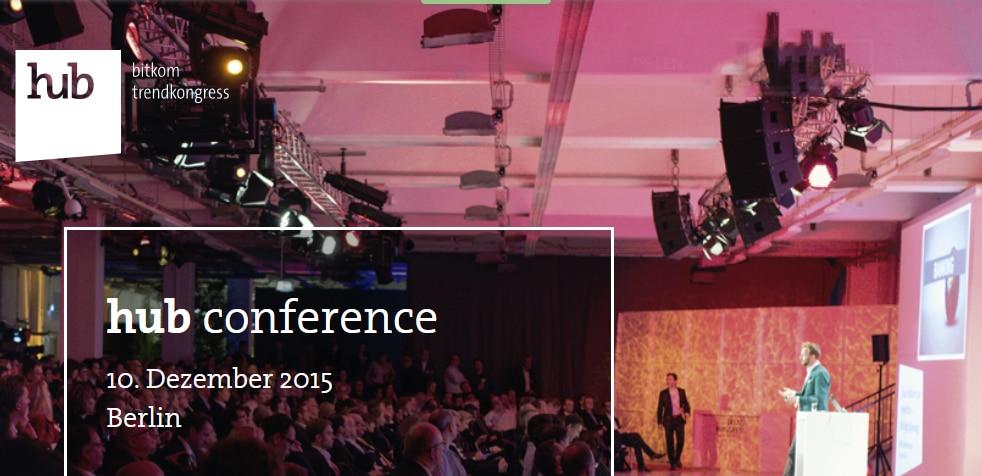 hub-conference-bitkom-trendkongress