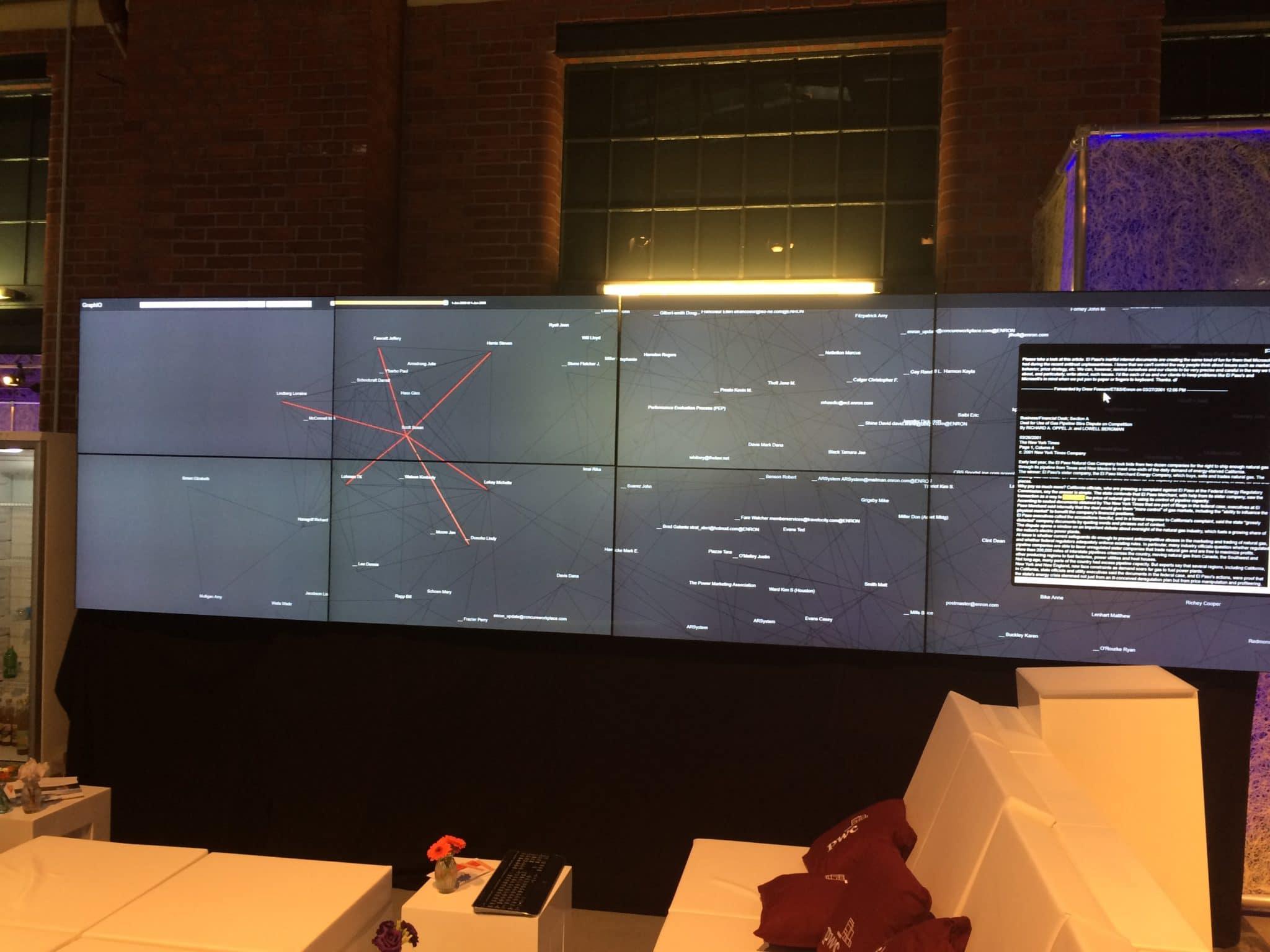 pwc nutzt big data im Rahmen der Wirtschaftsprüfung auf der bitkom hub conference