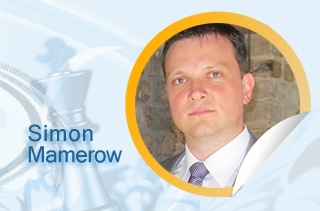 Simon Mamerow von Trendence argumentiert im 5. Blind HR Battle kritisch gegen Arbeit 4.0 und HR