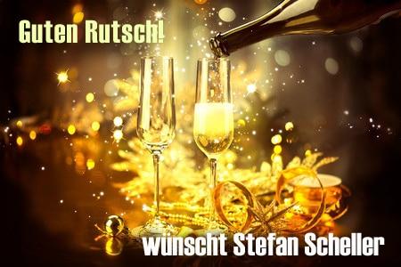 """""""Guten Rutsch nach 2016!"""" wünscht Persoblogger Stefan Scheller im Interview"""