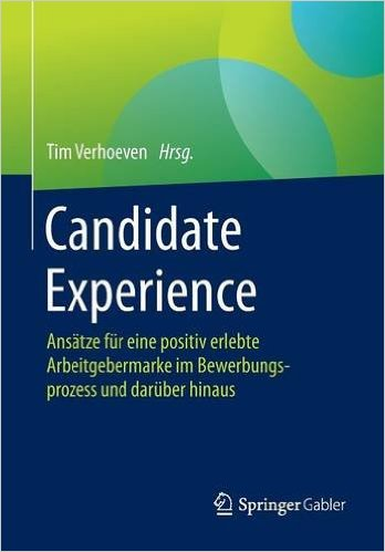 Candidate Experience neues Buch