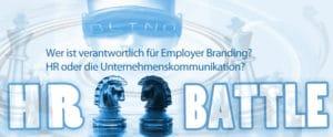 Verantwortung für das Employer Branding und die Arbeitgebermarke