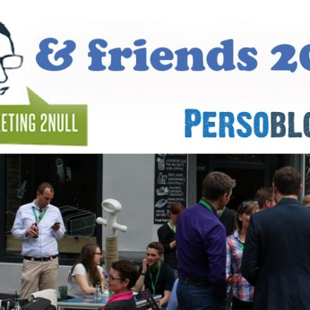 HR-Event Personalmarketing2null and friends Volume 3 am 20.05.2016 in Wiesbaden