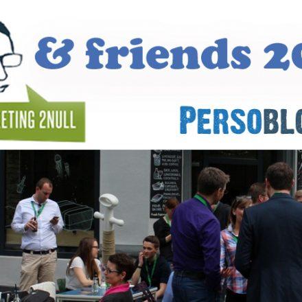 HR-Event Personalmarketing2null and friends Volume 3 am 20.05.2016 in Wiesbaden