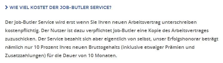 job-butler-screenshot-faq-kosten-tragen-sich-von-selbst