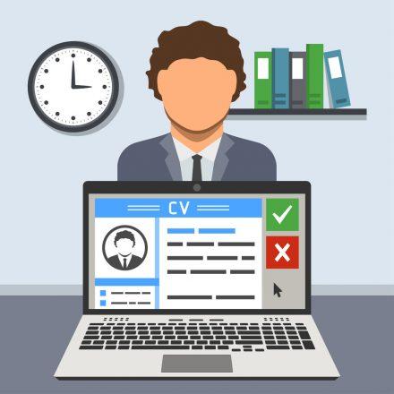 Softwaregestützte Bewerberauswahl – Den Lebenslauf für menschliche Recruiter oder für Algorithmen optimieren?