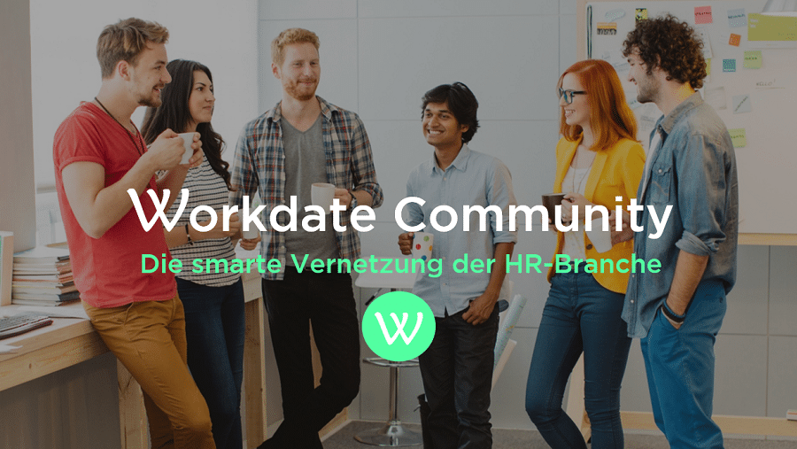 HR-Networking in der Workdate-Community