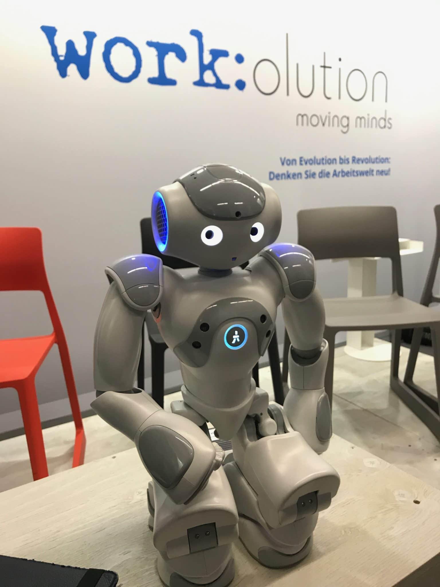 IBM Roboter Quinn