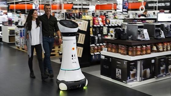 Serviceroboter Paul