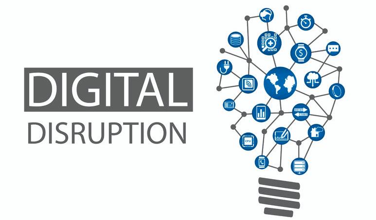 digitale Transformation von HR - disruptive Entwicklungen
