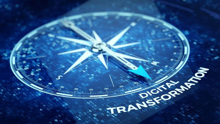 Kompass digitale Transformation im HR