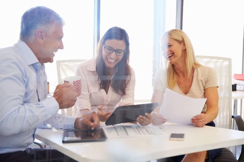 Die gelebte Unternehmenskultur entscheidet über Duzen oder Siezen
