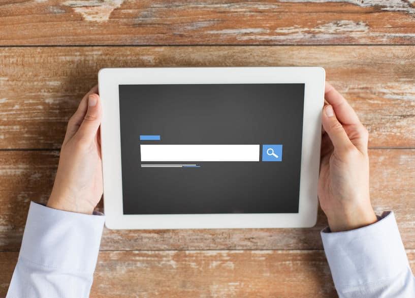 Google for Jobs Suche nach Stellenanzeigen
