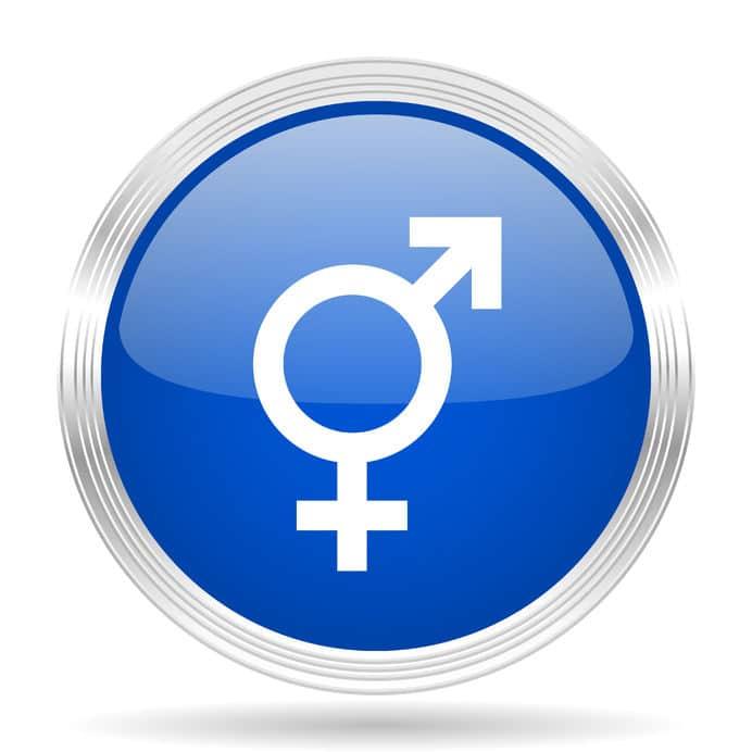 Symbol drittes Geschlecht