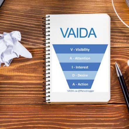 Der Weg zur optimalen Stellenanzeige mit dem VAIDA-Modell