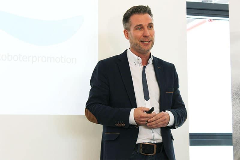 Persoblogger Stefan Scheller als Speaker auf dem Personalforum Oberfranken
