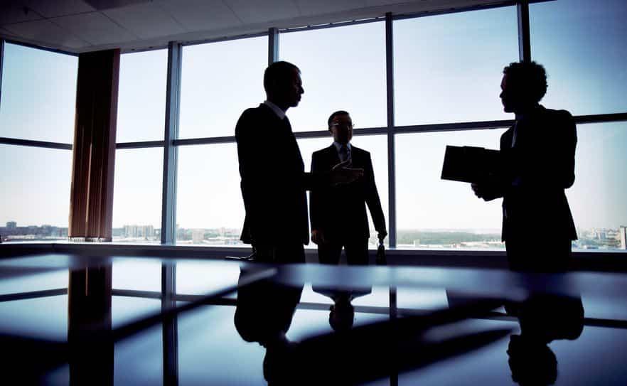 Personalberater bei der Suche nach Top-Management