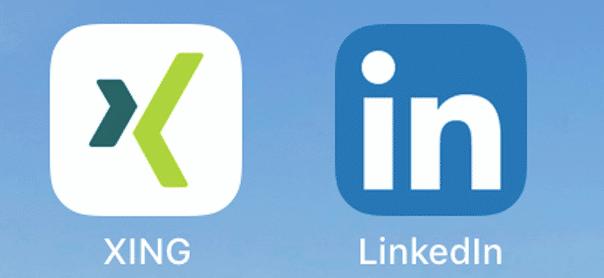 XING und LinkedIn - welches Social Media Network für was?