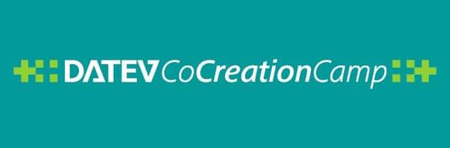 DATEV CoCreationCamp Banner auf Persoblogger.de