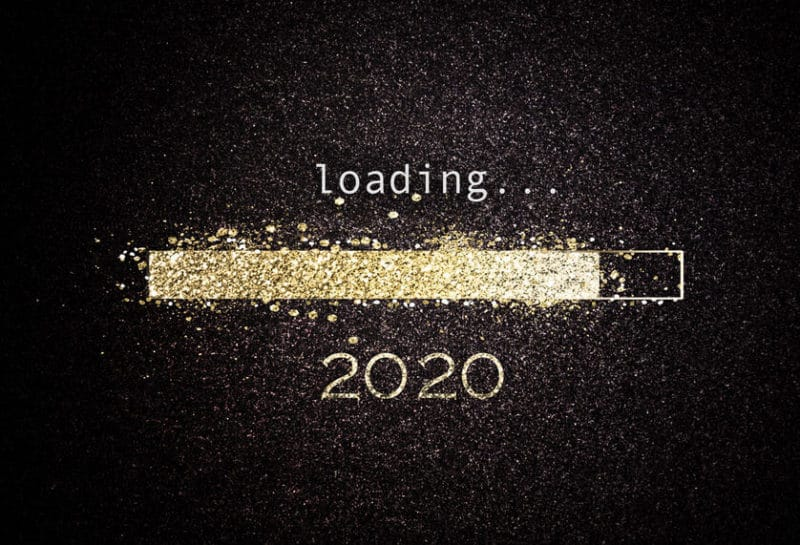 Einen guten Rutsch und Start in 2020!