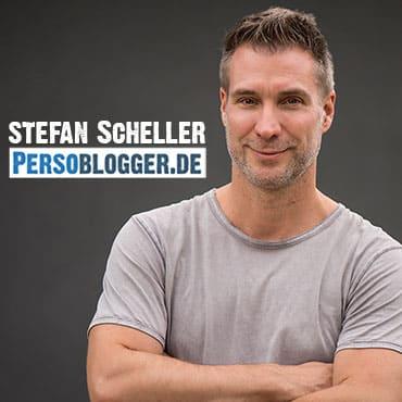 Abbinder: Persoblogger Stefan Scheller