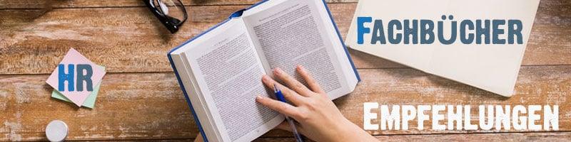 Banner: HR-Fachliteratur Empfehlungen