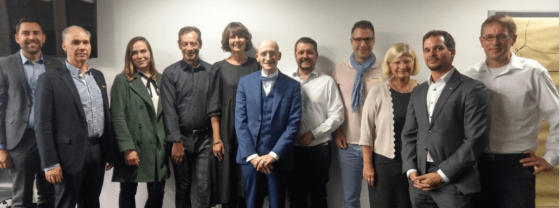 Gründung des recruitingrebels e.V. - als Gast Prof. Dr. Uwe P. Kanning