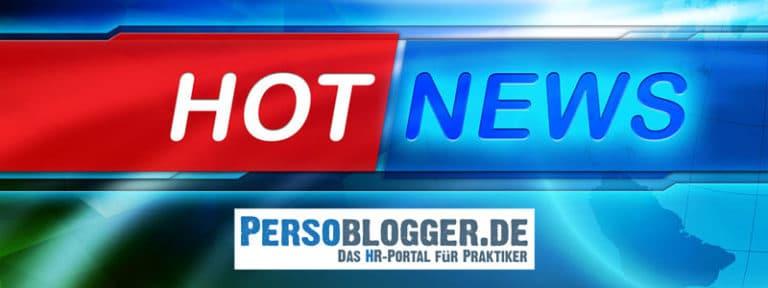 Hot News auf PERSOBLOGGER.DE