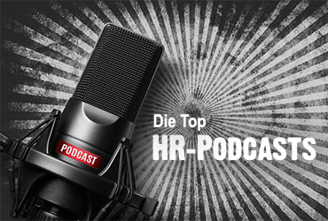Banner: Die Top HR-Podcasts