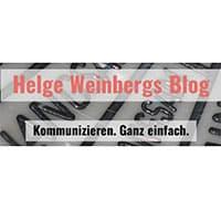 Logo HR-Blog Helge Weinberg