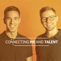 Titelbild von HR-Podcasts Connecting HR and Talent