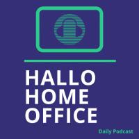 Titelbild Podcast Hallo Homeoffice von Talents