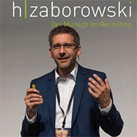 Titelbild HR-Podcast von Henrik Zaborowski