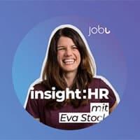 HR-Podcast insight:HR von Eva Stock von Jobufo