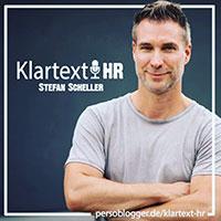 Titelbild Klartext HR Podcast Stefan Scheller