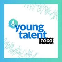 Titelbild Young Talent to go - HR-Podcast von StudyDrive