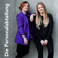 Titelbild HR-Podcast Die Personalabteilung