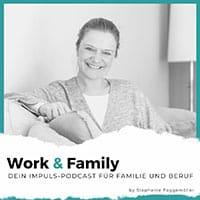 Titelbild: HR-Podcast work&family