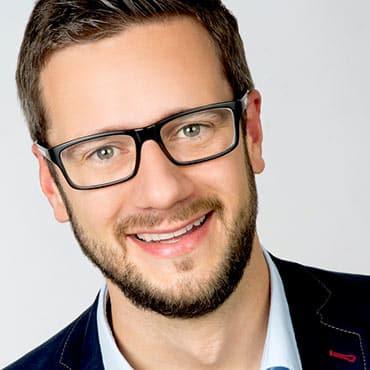 Portrait: Gunnar Basner vom HR-Startup PitchYou