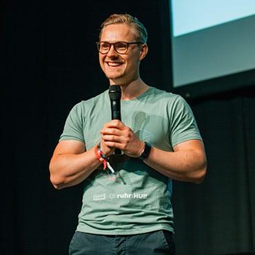 Profilbild: Thomas Baum von yuccaHR