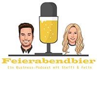 Titelbild: HR-Podcast Feierabendbier