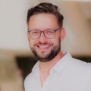 Portrait: Arnim Wahls - Gründer von Firstbird und Workhero